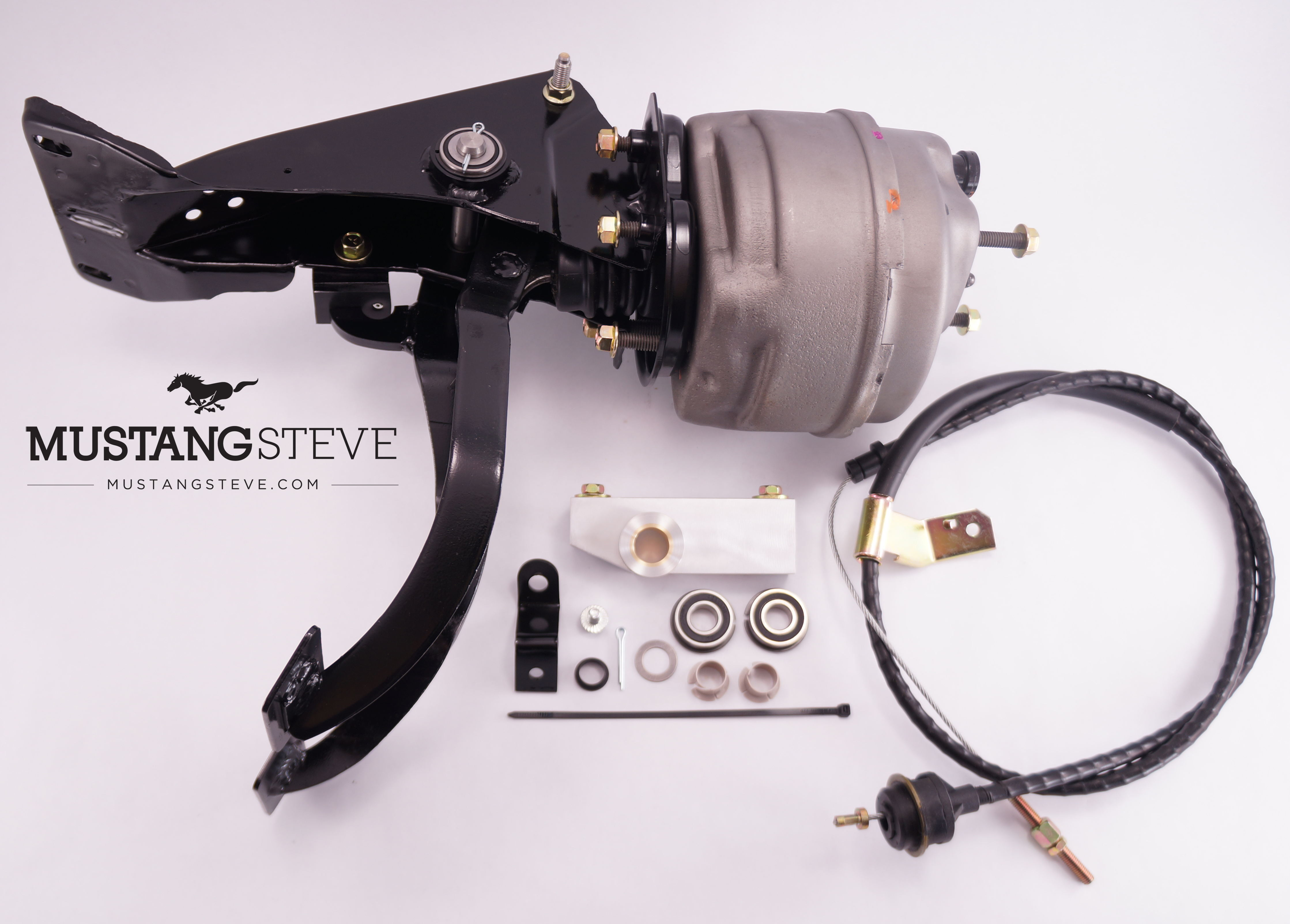 Mustang Cable Clutch Kits Information | Free Shipping